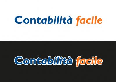 Contabilità facile, logo